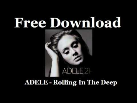 adele rolling in the deep free download mp3