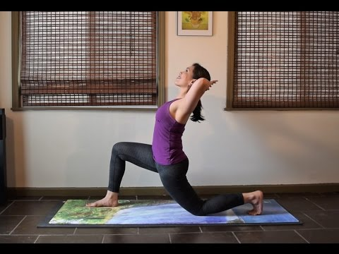 Daily morning Yoga Stretch Routine - 20 minutes