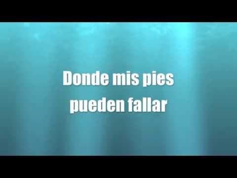 Oceanos - Evan Craft & Carley Redpath LETRA LYRICS (Version en Español de OCEANS by Hillsong)