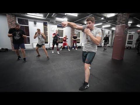 Тренировка боксера на каждый день / Школа бокса с Сергеем Субботиным
