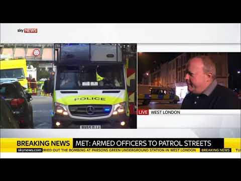 Peter Kirkham - Sky News 15th September 2017