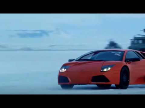Fast And Furious 8 2017 Lamborghini Door Roman Pierce Tej Scene