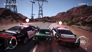 Need for Speed™ Payback - Abandoned car location - shift lock nissan r34 gtr vspec