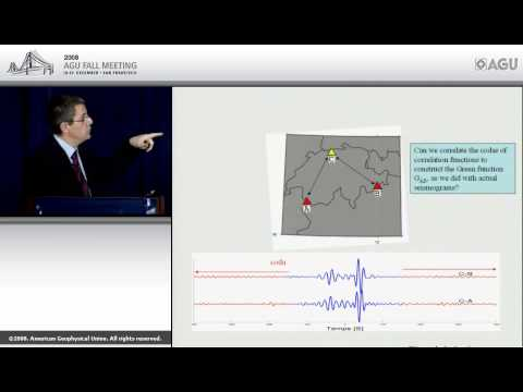 S24B Gutenberg Lecture—Seismic ambient noise imaging and monitoring