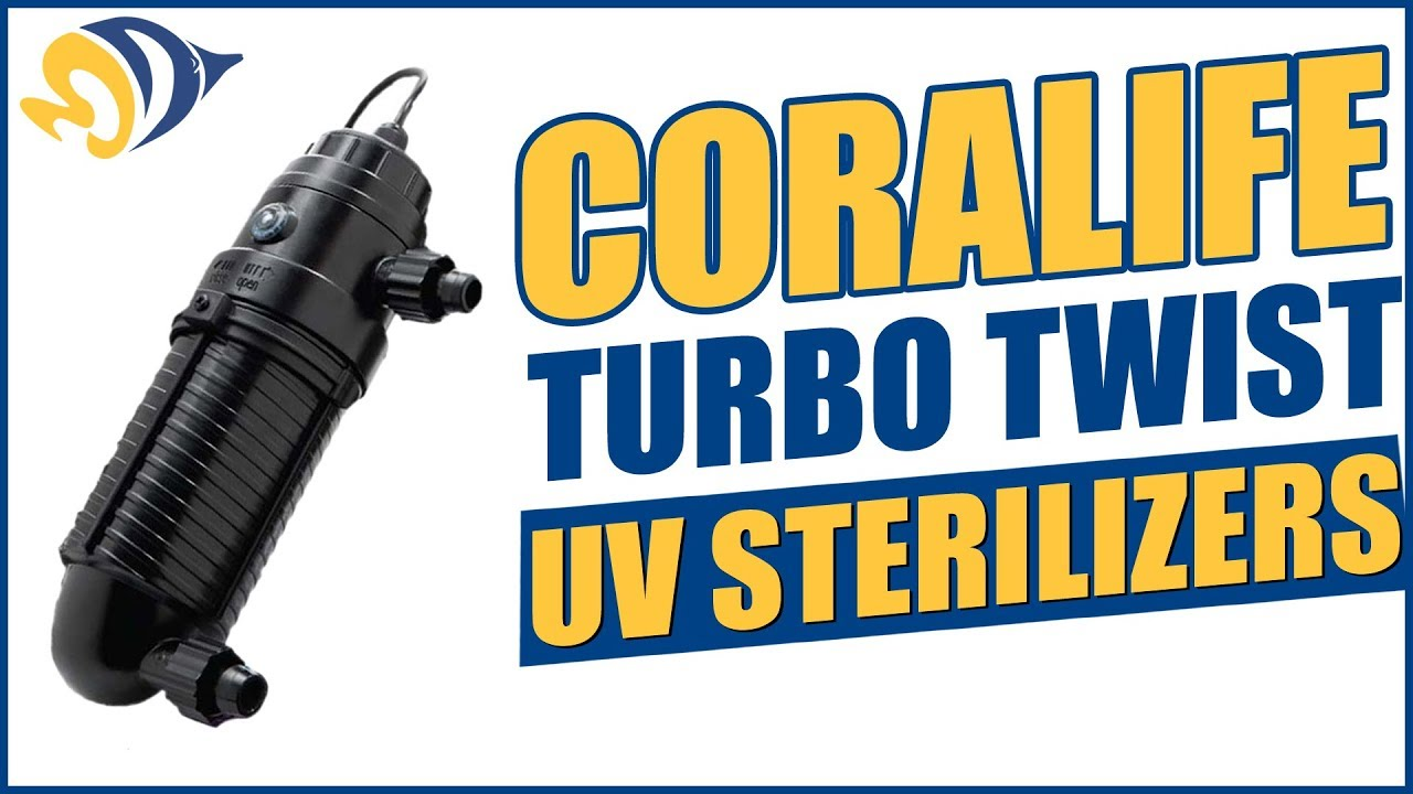 Coralife Turbo Twist UV Sterilizers: What YOU Need to Know Thumbnail