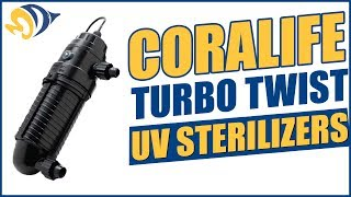 Coralife Turbo Twist UV Sterilizers: What YOU Need to Know