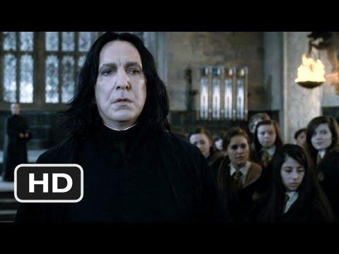 ホグワーツ魔法魔術学校、最終決戦