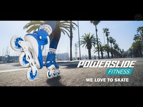 Best of FITNESS - Powerslide Inline skating video compilation thumbnail
