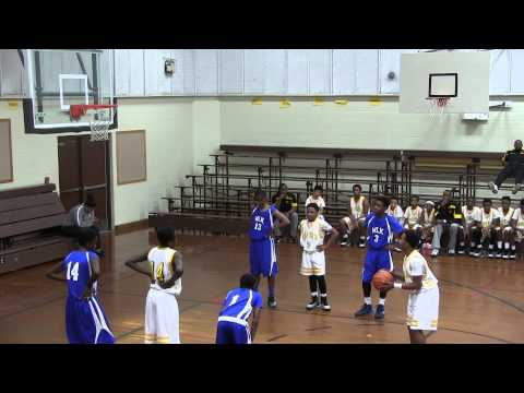 Benjamin Tasker vs MLK Middle School 12-08-14