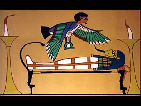 REINCARNATION & THE AFTERLIFE--AN ANCIENT EGYPTIAN AUTHENTIC