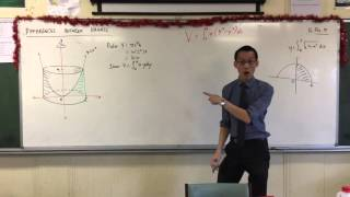 Difference Between Volumes (2 of 2: Investigating the relationship between Parabolas & Cylinders)