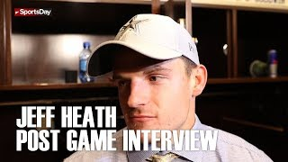 Jeff Heath talks Conor Mcgregor after huge win over Jacksonville Jaguars