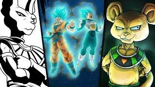 Universe 7 vs Universe 4 AFTER Dragon Ball Super