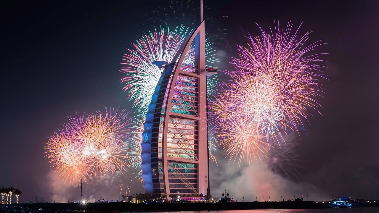 Image result for DUBAI new year