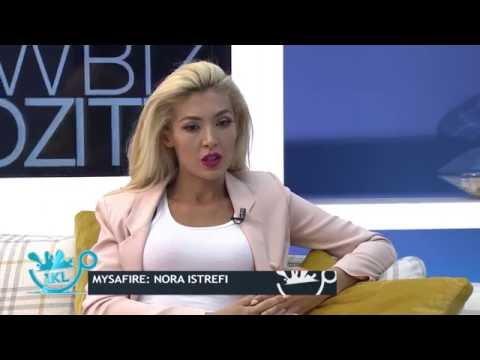 1 kafe me Labin - Nora Istrefi 19.06.2016