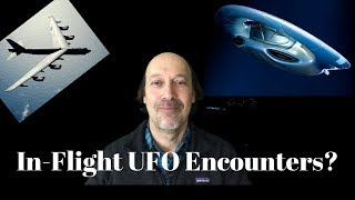 Pentagon Disclosure and Unexplained Aircraft/UFO Encounters