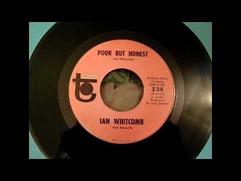 Ian Whitcomb - Poor But Honest 45 rpm!