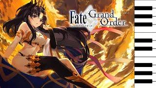 [FULL] Fate/Grand Order Babylonia OP - Phantom Joke (Unison Square Garden)   Piano Cover (ピアノ )