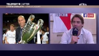 L'interview foot de Camille Lacourt : l'OM, Zidane et Cristiano Ronaldo