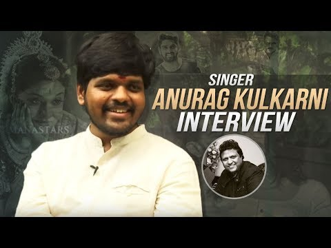 Latest Sensation Singer Anurag Kulkarni Exclusive Interview | RX 100 | Mahanati | Chalo
