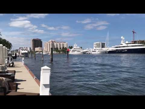 On The Dock of 709 Idlewyld Drive, Fort Lauderdale, FL 33301