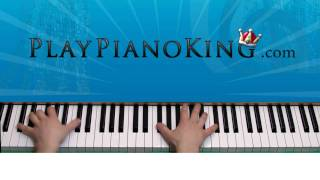 How to Play Empire State of Mind by Jay-Z / Alicia Keys Piano Tutorial