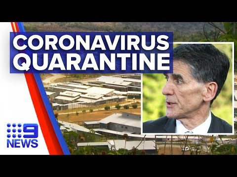 Coronavirus: Christmas Island solution faces criticism | Nine News Australia