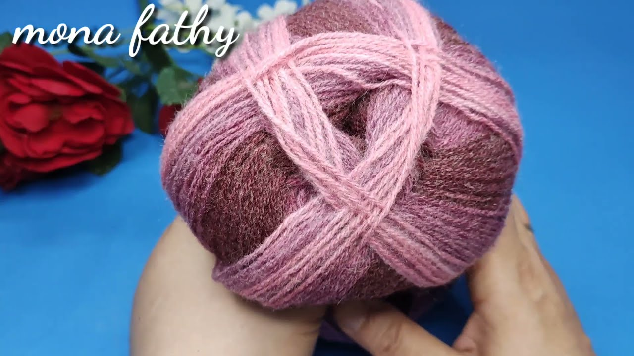 كروشيه غرزة جديدة وهم بتفاصيلها للشال والكوفيه والملابس crochet stitches