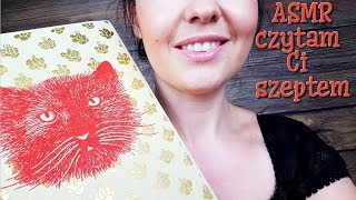 [ASMR po polsku] Czytam Ci na dobranoc ♥ Alicja w Krainie Czarów ♠