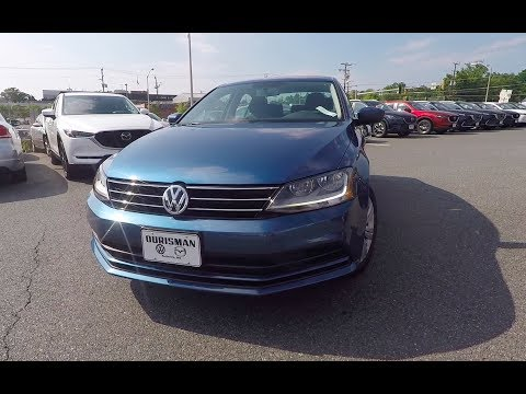 What Do You Get With The Cheapest Volkswagen? | 2017 Jetta S Review