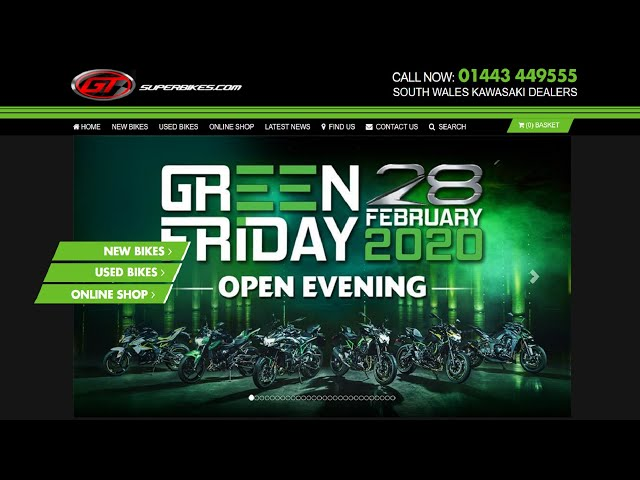 EXCLUSIVE: Kawasaki Z H2 Z1000 Suprcharged Naked Launch event at GT Superbikes Llantrisant