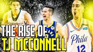 """The Rise Of TJ MCCONNELL- From """"Waterboy"""" To NBA Stud?!?!"""