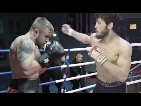 Бой на эмоциях Моряк с Чоршанбе!