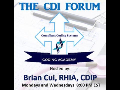 The CDI Forum Antibiotics