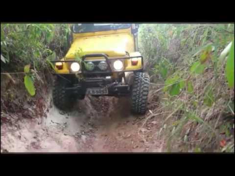 Trilha da Lavadeira - Cabo de Santo AgostinhoPE - TROLLER JEEP WILLYS TOYOTA BANDEIRANTE