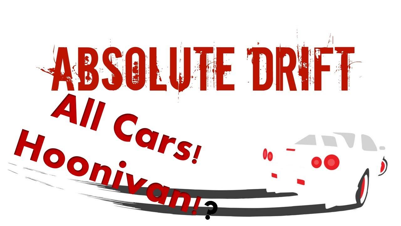 Absolute Drift All Cars And Paint Schemes Hoonivan Drifting Hd