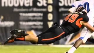 AL.com 2015 football A-List: No. 10 Christian Bell Video