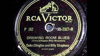 Drawing Room Blues by Duke Ellington & Billy Strayhorn, made by RCA Victor in 1946.