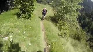 Mountain Biking in French Maritime Alps