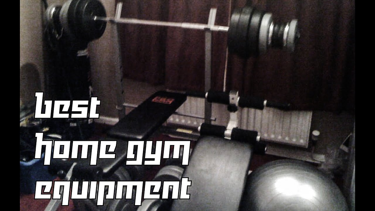 Best home gym equipment cheap versatile and compact