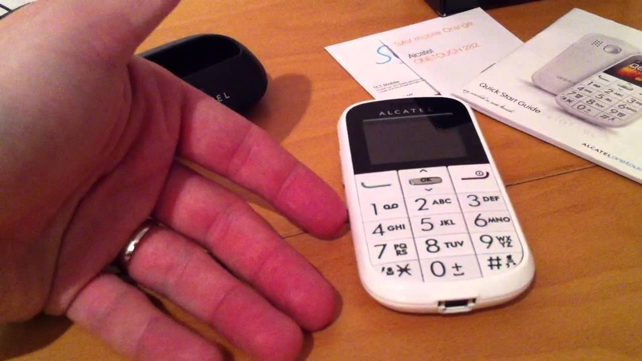 Test De L U0026 39 Alcatel Ot-282