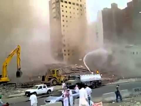 Building Demolition in Saudi Arabia