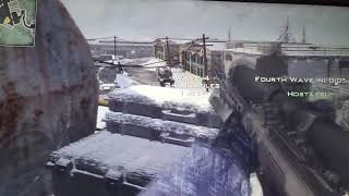 Call of Duty 2 MW2 sniper pi