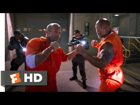 The Fate of the Furious (2017) - Prison Escape Scene (3/10) | Movieclips