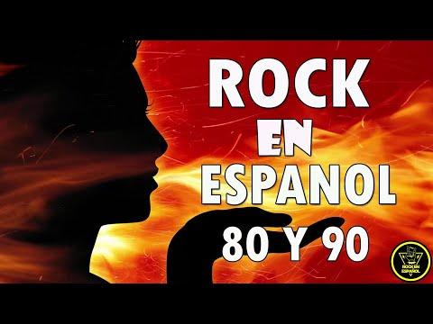 Clasicos Del Rock En Español 80 y 90 - Rock En Español De Los 80 y 90