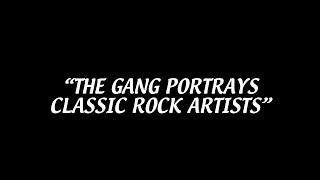 Classic rock artists portrayed by It's Always Sunny in Philadelphia