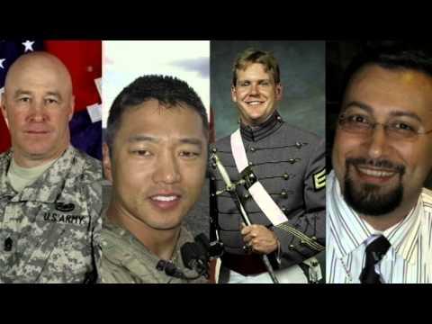 Recipient Dedicates Medal Of Honor To Fallen Comrades