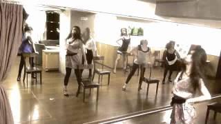 MINA ミーナ バーレスクダンス 教室(スクール) アーティスト:クリス...