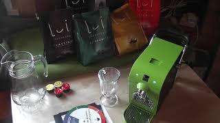 Кофемашина Lui Chic - обзор капсульной кофемашины Луи Чик (итальянской)