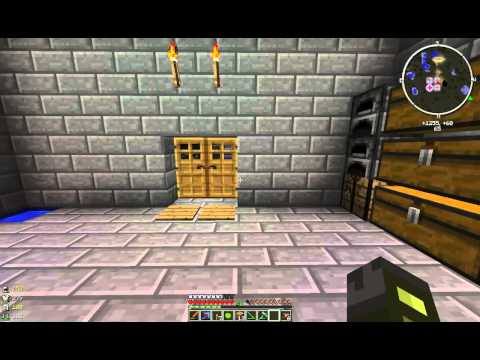 Minecraft - Stacja ATS #3 - OreBeries i zasilanie z UE